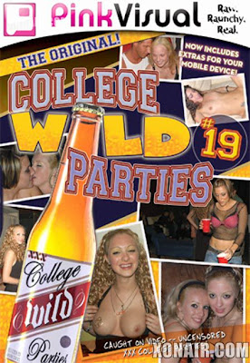 baixar College Wild Parties 19 DVDRip XviD (2010) download