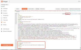 kode terakhir efek loading blog keren