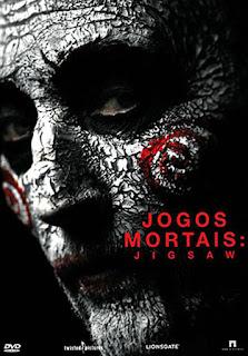 Jogos Mortais: Jigsaw - BDRip Dual Áudio