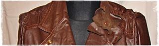 DIY / Leather Jacket / skórzana kurtka / naprawa /przeróbka