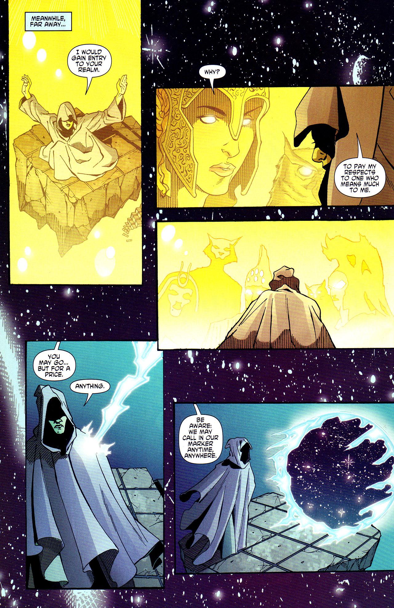 Read online Wonder Woman (2006) comic -  Issue #7 - 20