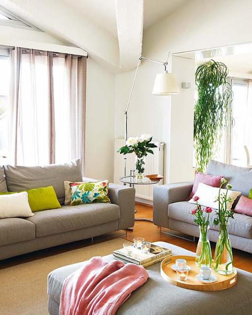 Living Room Designs 2014: 2013 Spanish Living Room Decorating Ideas