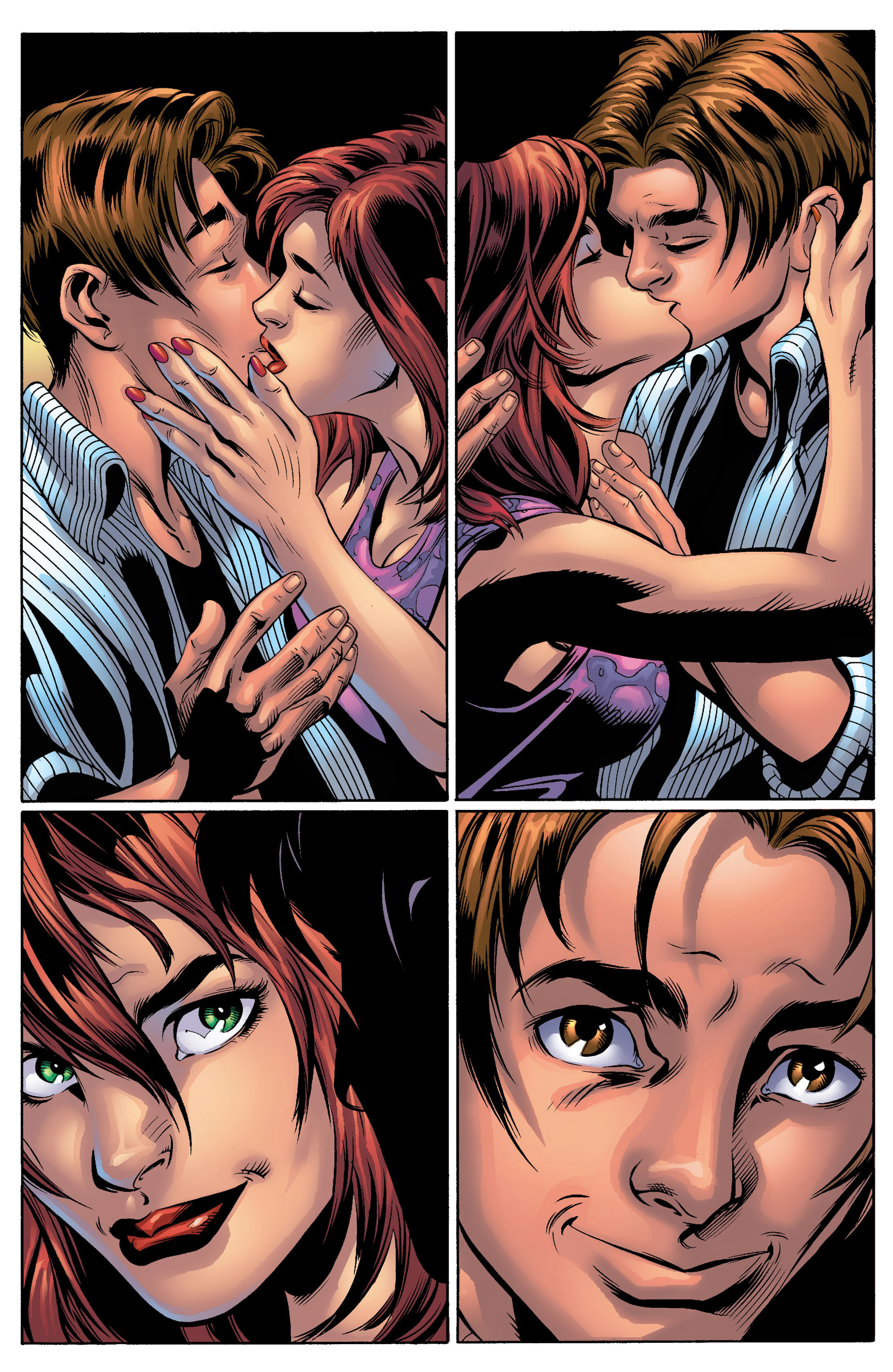 Read online Ultimate Spider-Man (2000) comic -  Issue #50 - 28