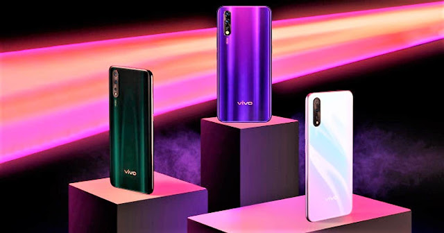 New Vivo Z5 Smartphone