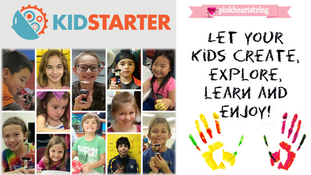 Fun and Educational DIY Courses for Kids from KidStarter