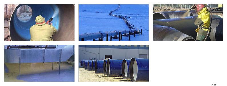 Гидроизоляция трубопроводов
