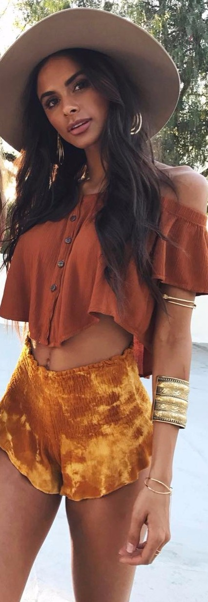 Outfits Club: Summer Trends Come Through: 40 Style Ideas When You Have Nothing to Wear