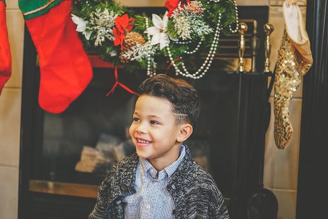 Imagen niños en navidad de uso libre descarga gratis