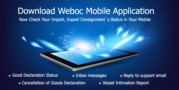 Download Weboc Mobile Application