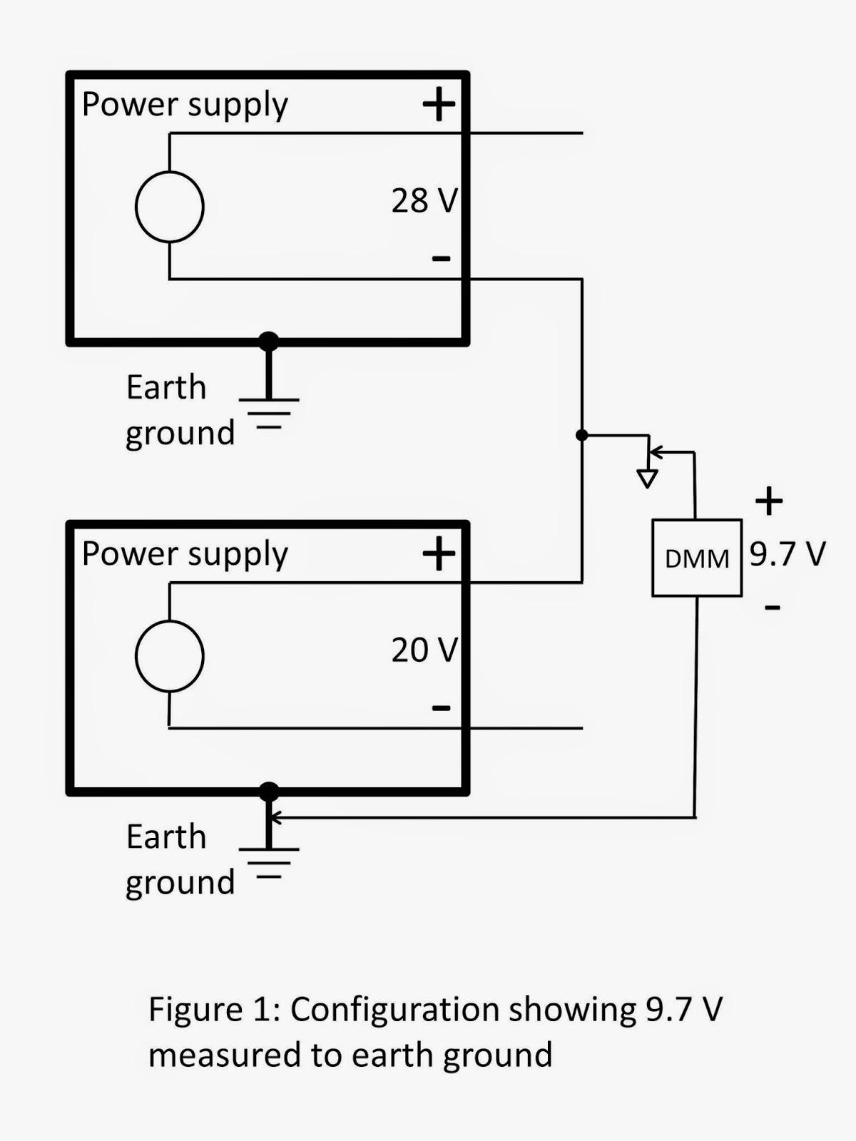 High Impedance Dc Voltmeter