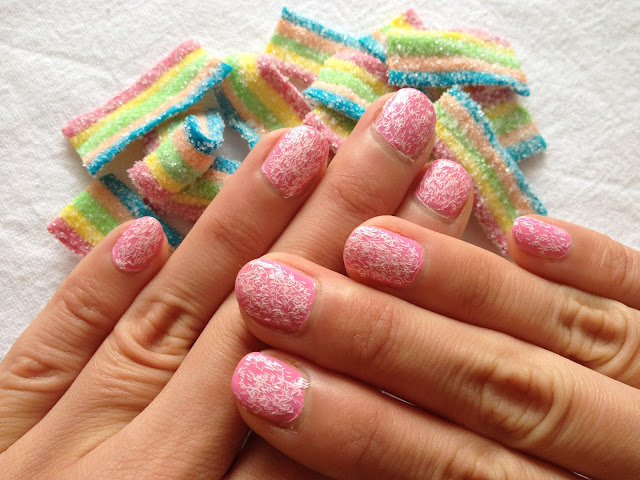 Confetti Nail Effect NailPaint by Barry M