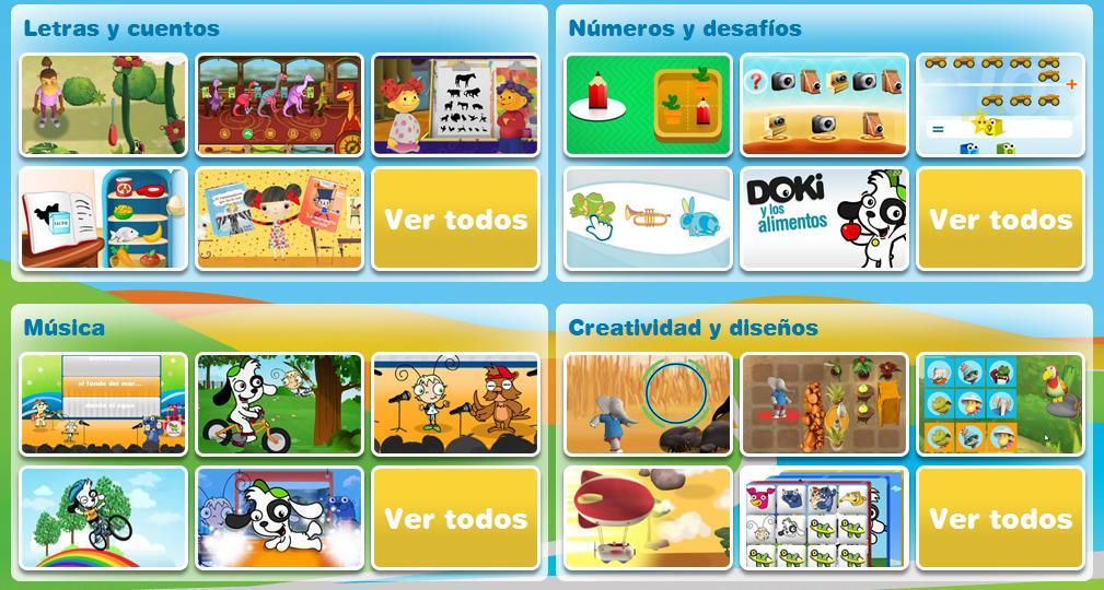 Tu Discovery Kids Juegos Liebzig