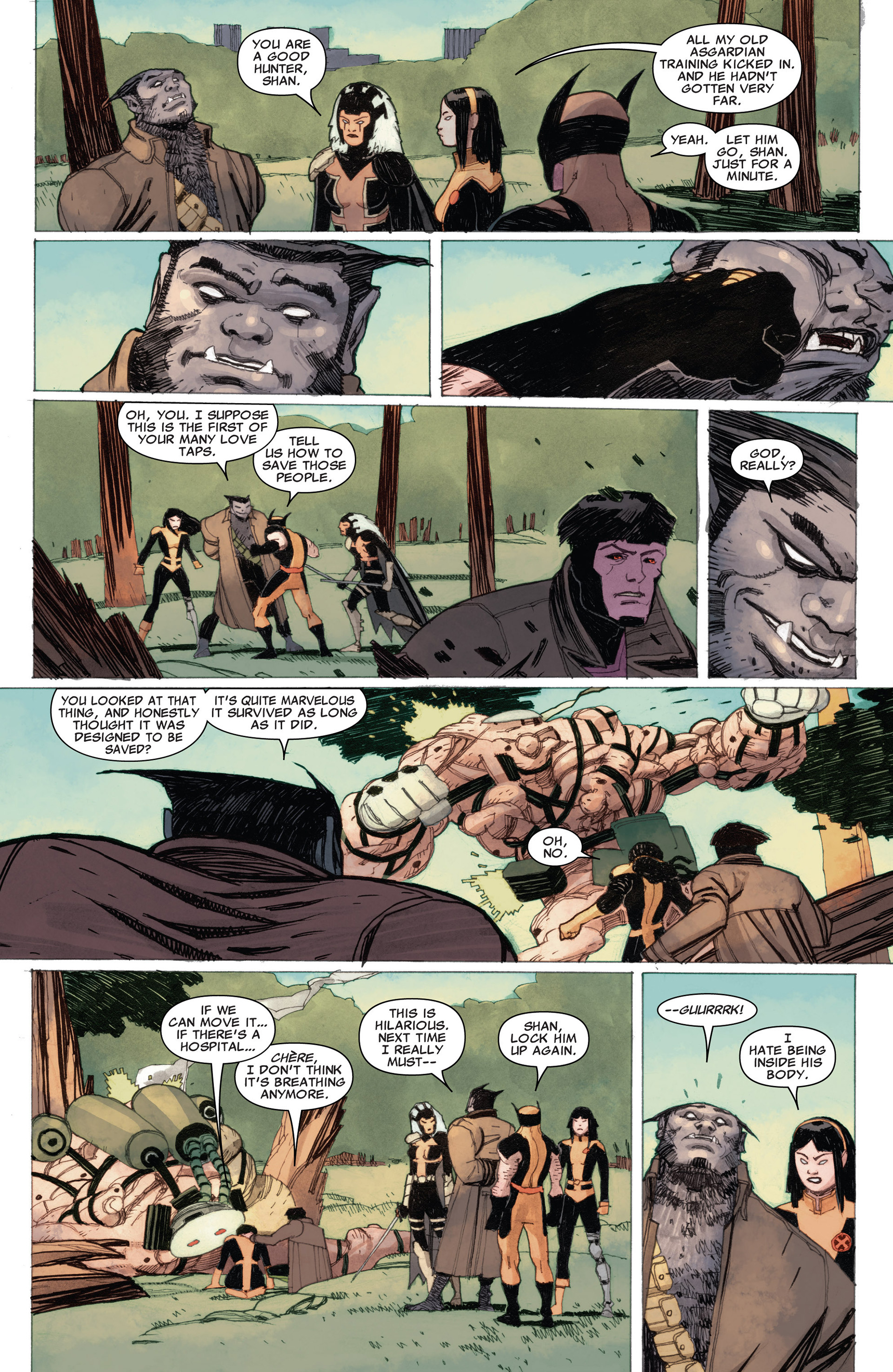 Astonishing X-Men (2004) issue 68 - Page 6