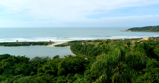 Lagoa Salgada, Praia do Rosa, Santa Catarina