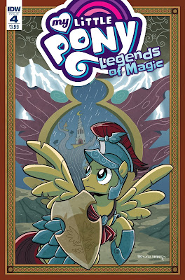 Legends of Magic #4