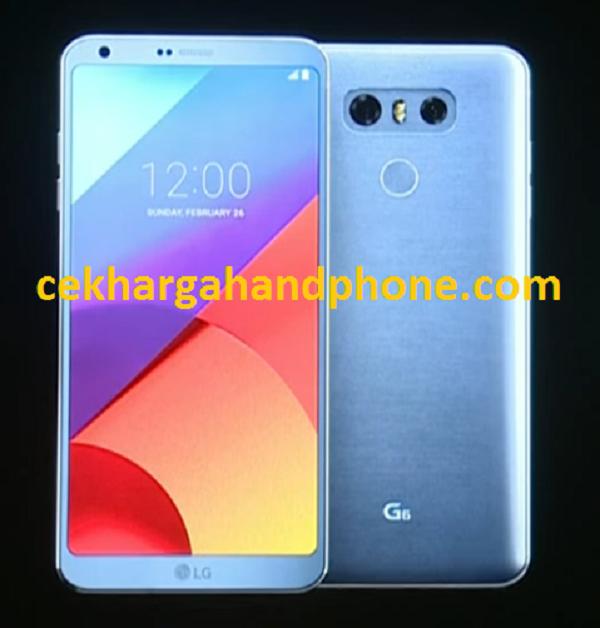 LG Buat Handphone Terbaru LG G6 Mini, Ukuran Layar?