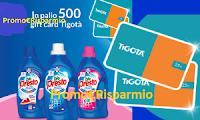 Logo Henkel ti premia in Tigotà con buoni spesa da 25€