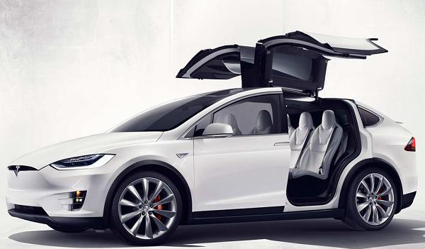 Daftar Harga Terbaru Mobil Listrik Tesla Type X