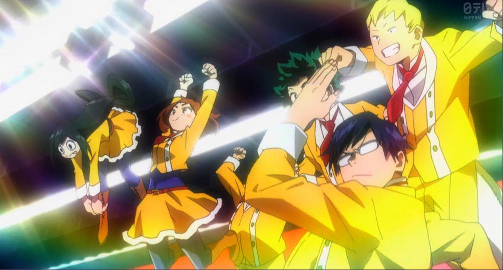 Boku no Hero Academia Season 4 - Episode 23