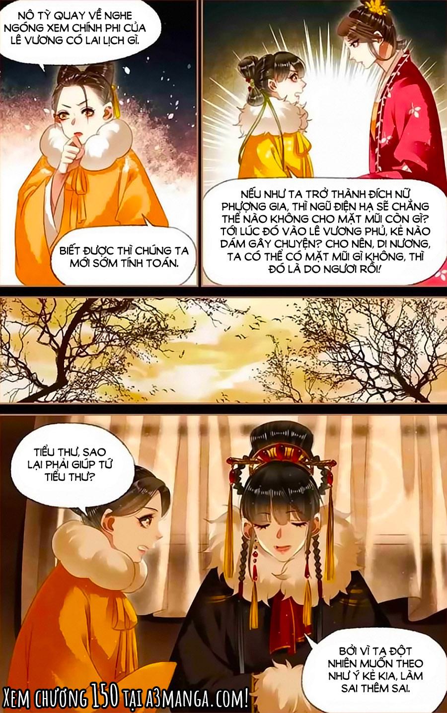 Thần Y Đích Nữ – Chap 149