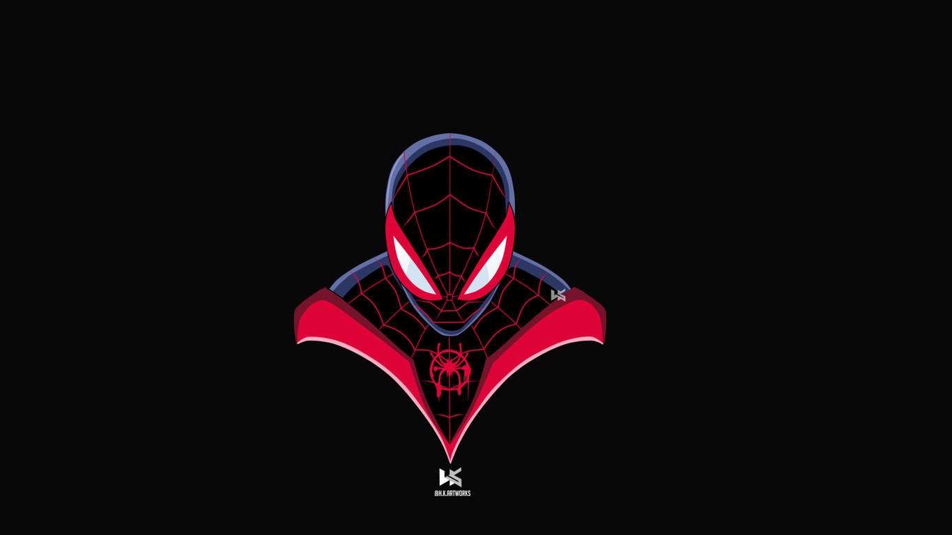40 Spiderman Into The Spider Verse Wallpaper Hd Wallpapers