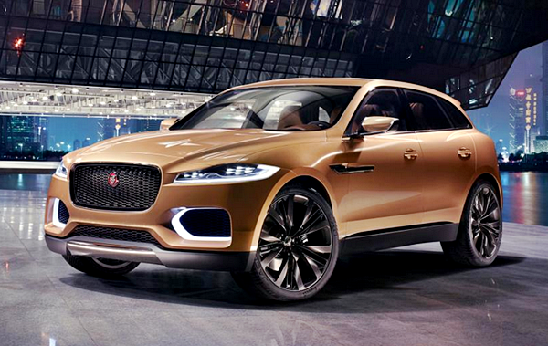 Review 5 SUV Premium 2016 - Jaguar F-Pace