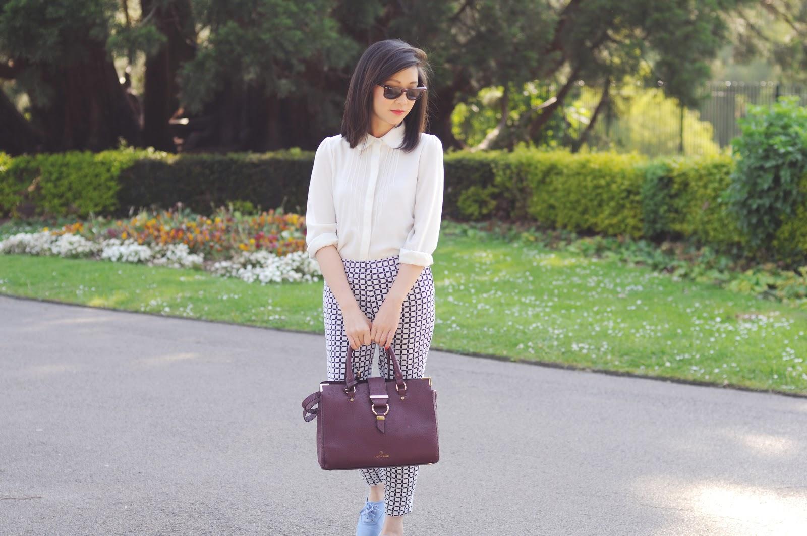 uk fashion blogger, avon tabitha webb handbag collection