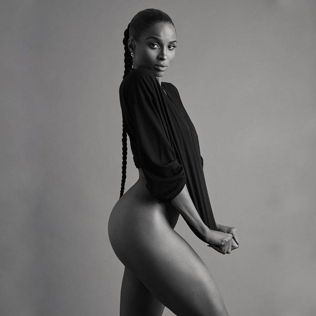 Amara La Negra Naked ciara poses naked on instagram. - clickusgh