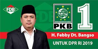 H. Febby Dt Bangso Nan Putiah, Sst Par