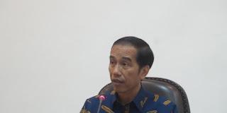 Jokowi: Tangkap, Langsung Pecat!