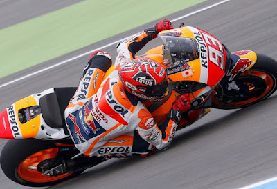 Debut Marquez Paling Fenomenal Dibanding Rossi dan Lorenzo