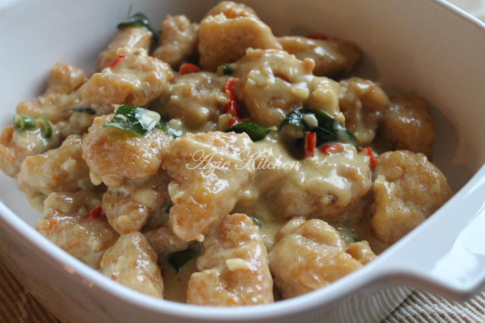 Butter Chicken Sedap Dan Mudah Azie Kitchen