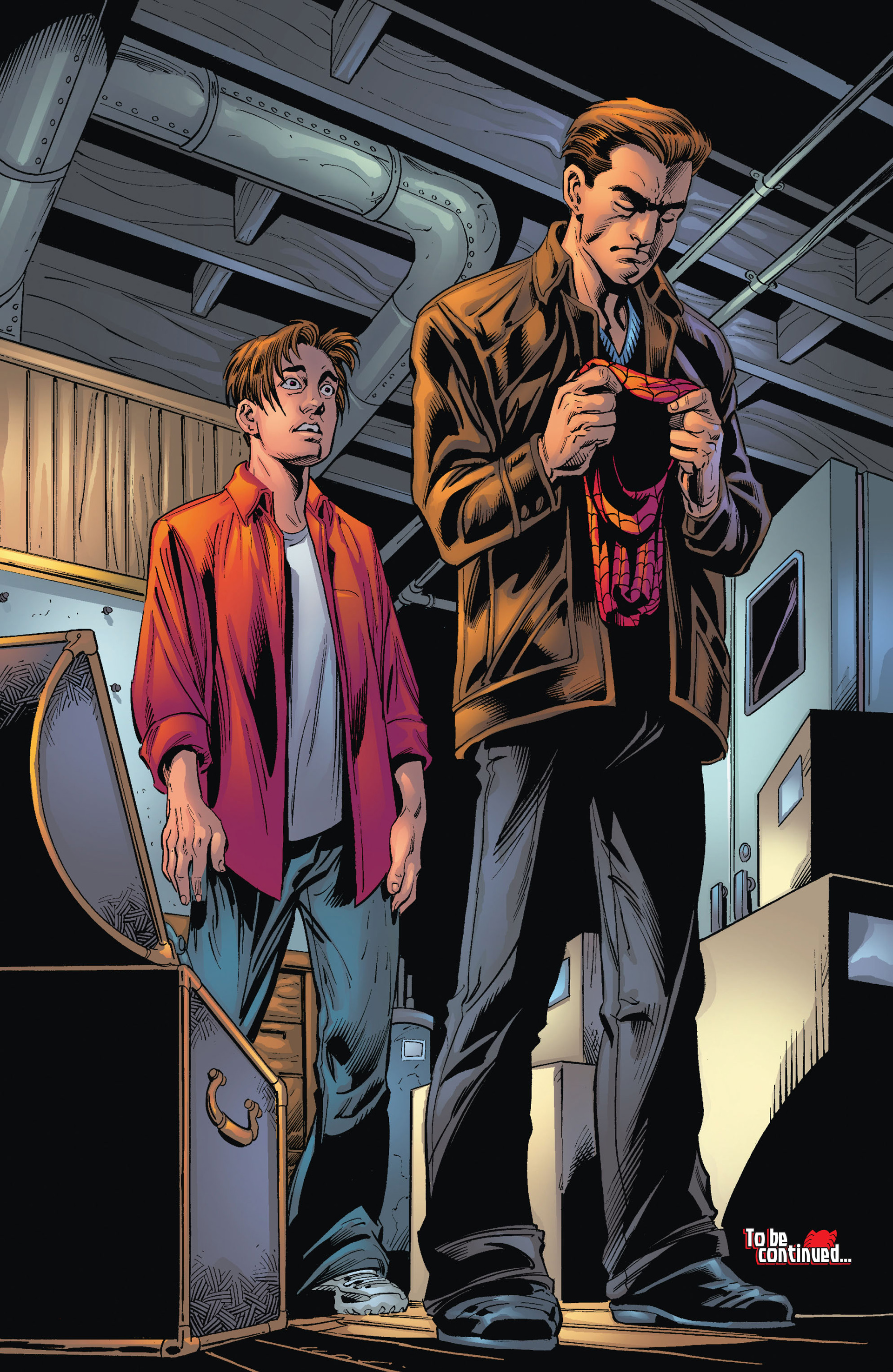 Read online Ultimate Spider-Man (2000) comic -  Issue #72 - 23
