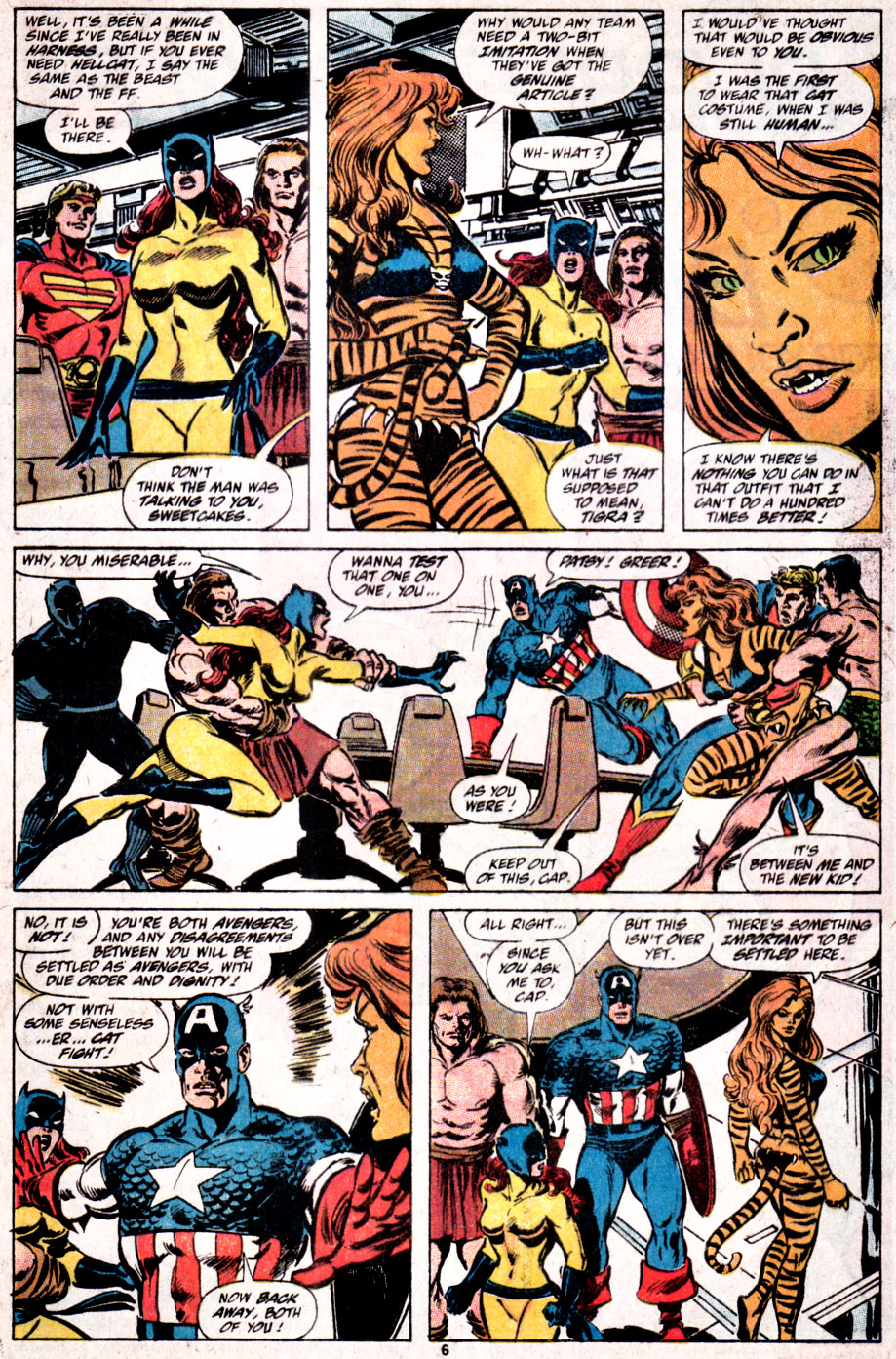 The Avengers (1963) 305 Page 4