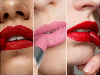 3 Cara Cantik Pilih Lipstik