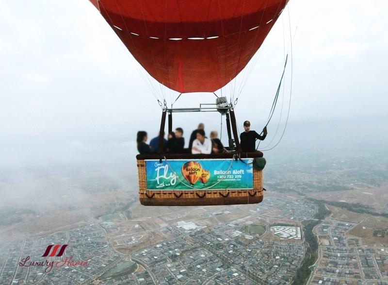 balloon aloft sydney camden valley hot air ballooning
