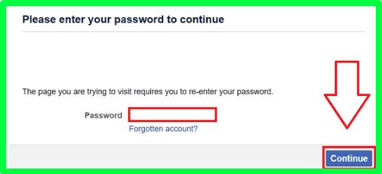 Delete Facebook Account Direct Link
