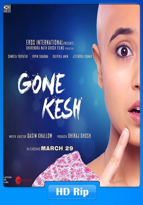Gone Kesh 2019 WebRip Hindi 720p x264 | 480p 300MB | 100MB HEVC Poster