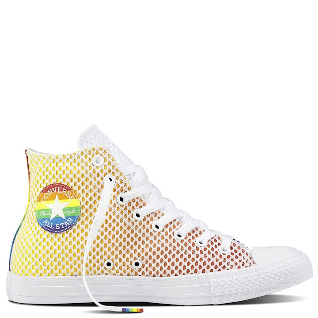 Converse Pride 2017 All Star Sneakers