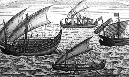 perdagangan antar pulau