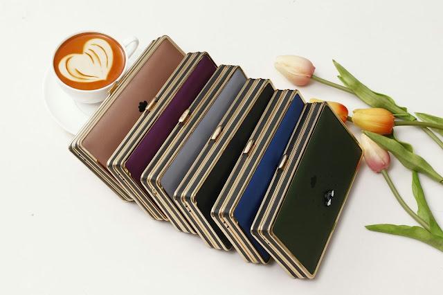 Jims Honey Rainbow Wallet