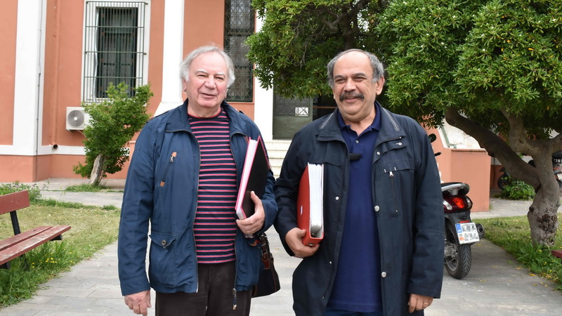 Κατάθεση του συνδυασμού της Λαϊκής Συσπείρωσης Δήμου Σουφλίου