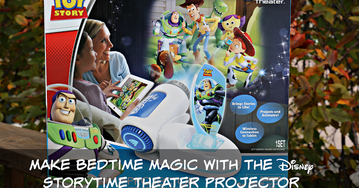 Make Bedtime Magic With The Disney Storytime Theater Projector Annmarie John Llc A Travel And Lifestyle Blog