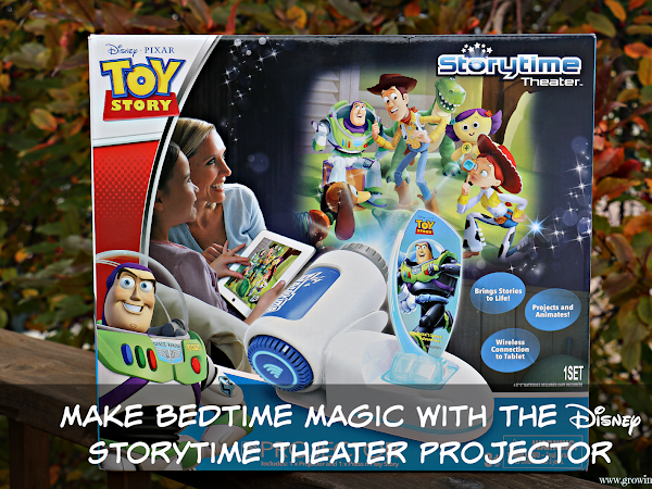 Make Bedtime Magic with the Disney Storytime Theater Projector