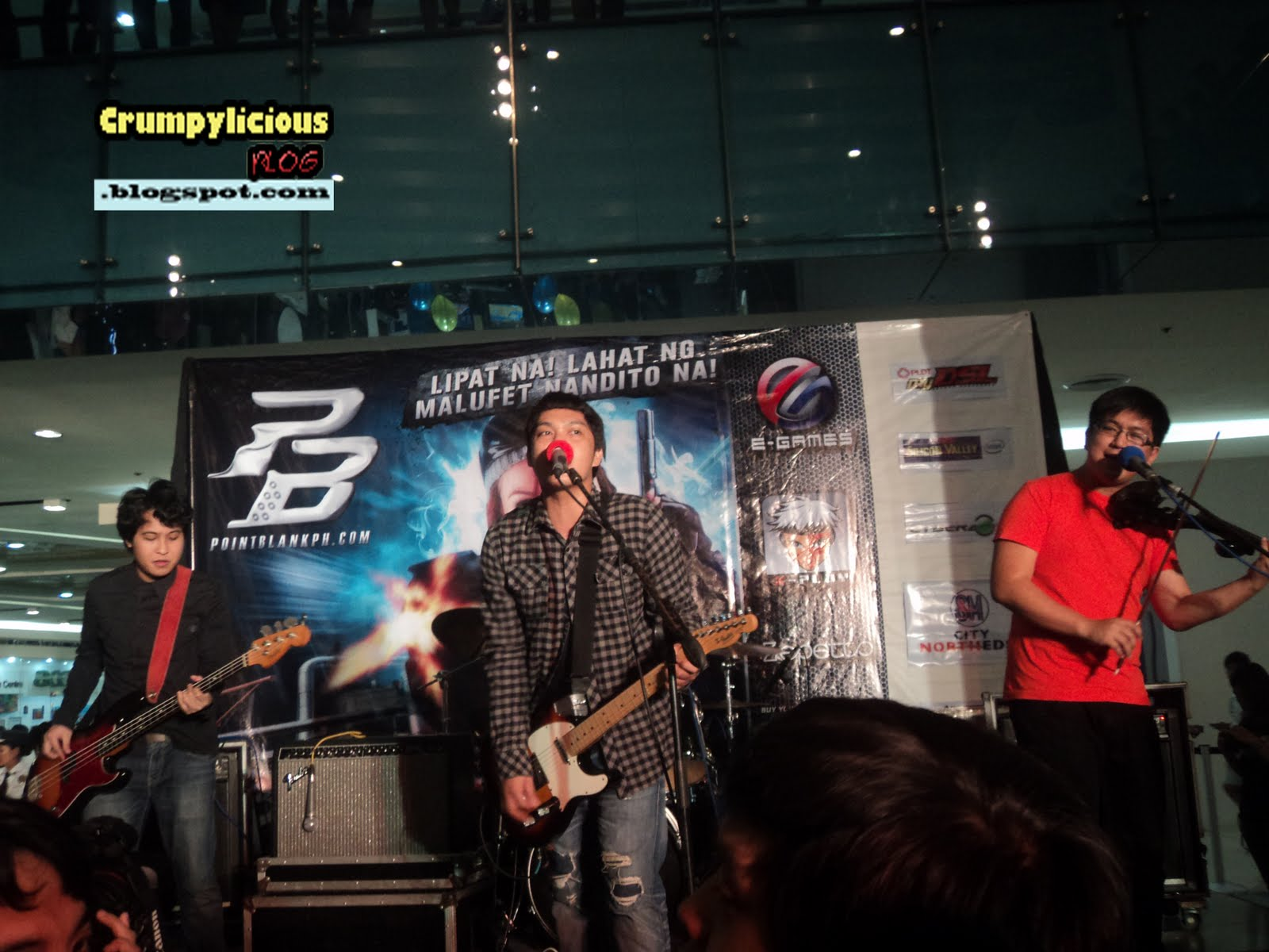 and of course some musical entertainment from silent sanctuary