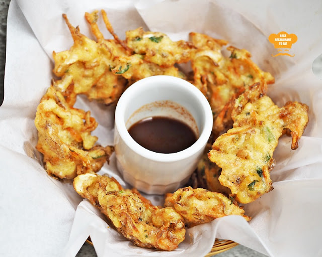 Cucur Udang Special