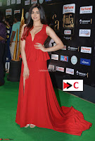 Adah Sharma in Red Deep Neck Spicy Gown ~  Exclusive 37.jpg