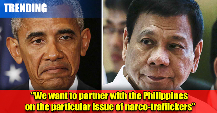 Did Obama Takes Duterte's Word Personally? Find Out Here