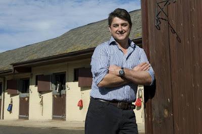 Robert Cowell Horse Trainer