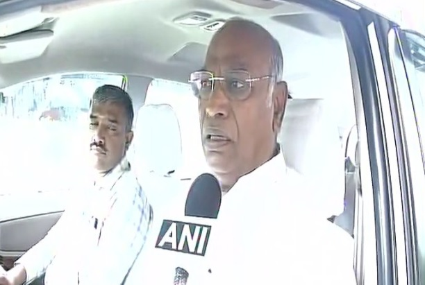 Never happened under Meira Kumar. She never lost her cool. Speaker shouldn't come under govt's pressure: M Kharge on suspension of 6 INC MPs